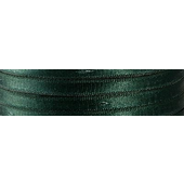 bottle green satin pull bow ribbon