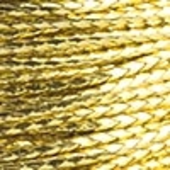 1mm gold cord 100m reel