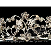 Wedding Tiaras and Headbands
