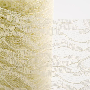Ivory lace 15cm x 10 metres